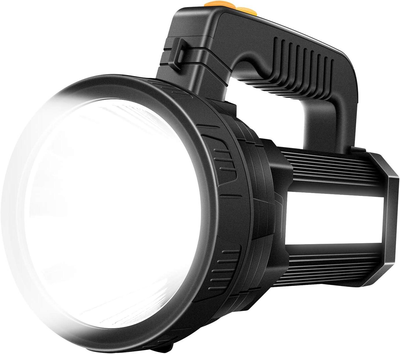 3 Modos Bater/ía 3x AAA no incl. Autonom/ía hasta 14h Clip para cintur/ón Alcance 180 m Zoom giratorio Resiste inmersi/ón temporal hasta 1 m Linterna LED de aluminio anodizado 360 lm IP67