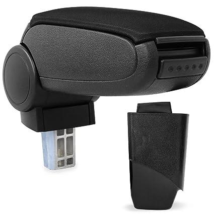 Storage Box Car Armrest Perfekt Fit pro.tec textil cover // black inkl Centre Console