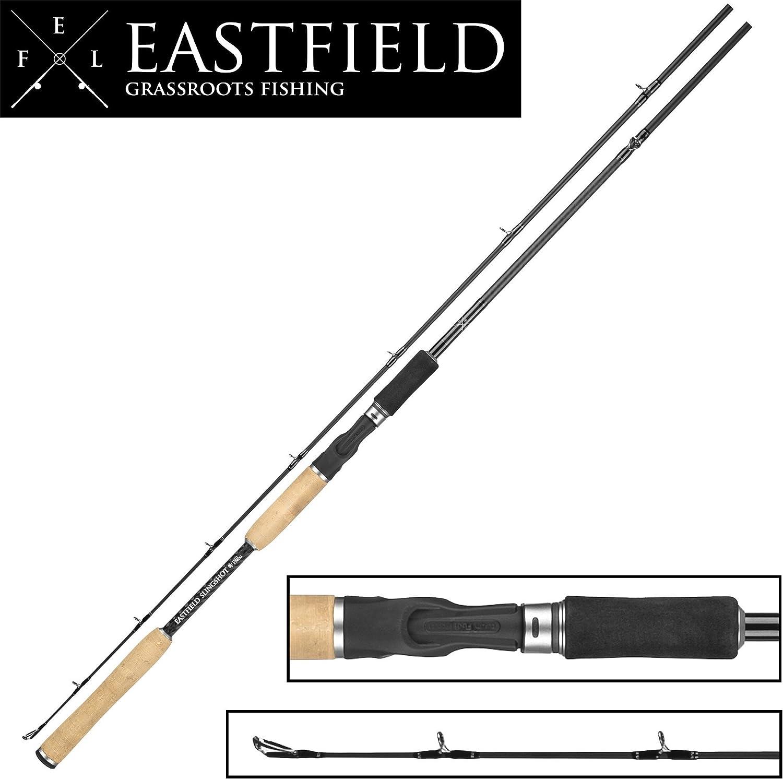 eastf – Slingshot caña 7 9 240 cm 40 – 110 G, lucio, lanzado ...