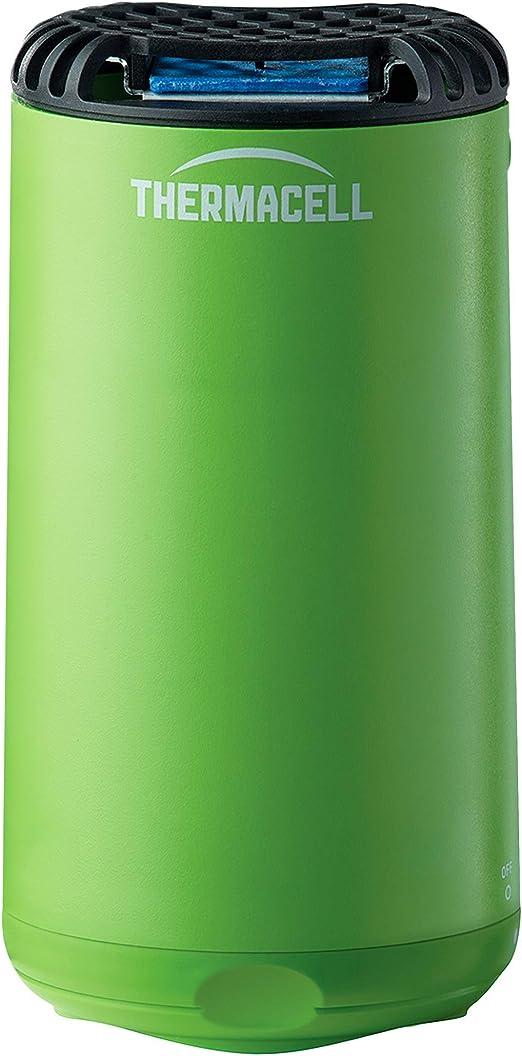 ThermaCELL Anti Mosquito para Exterior. 20 m2 de protección sin DEET, Incluye difusor + Recarga + 3 recambios, Verde, Talla Única: Amazon.es: Jardín