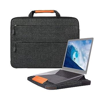 13-13,3 Pulgada Funda para Portátiles,EKOOS Sleeve Funda Ultrabook funda Con la función de soporte Para Ordenador Portátil Notebook / Ultrabook Tablet ...