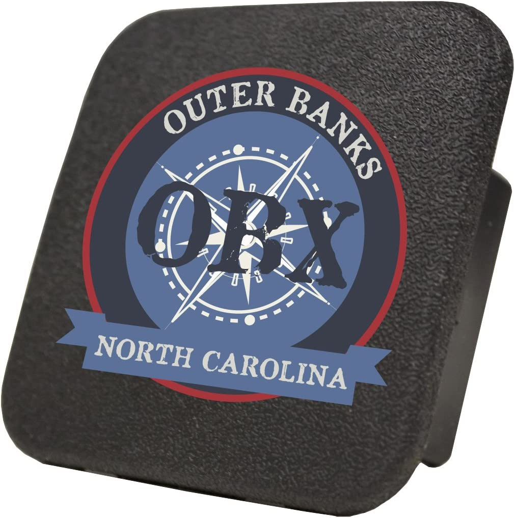 Outer Banks NC Rubber Trailer Hitch Cover