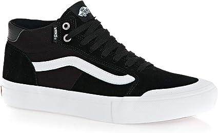 Vans Style 112 Mid Pro Schuhe BlackWhite | EU 46 (US 12