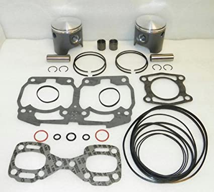 Amazon com: NEW PLATINUM REBUILD KIT FITS STANDARD BORE 82MM