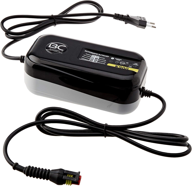 Bc K900 6 12v 0 9a Batterie Ladegerät Und Erhaltungsgerät Mit 3 Ladeprogramme 6 Volt 12 Volt 12 Volt Can Bus Für Bmw Motorräder Auto