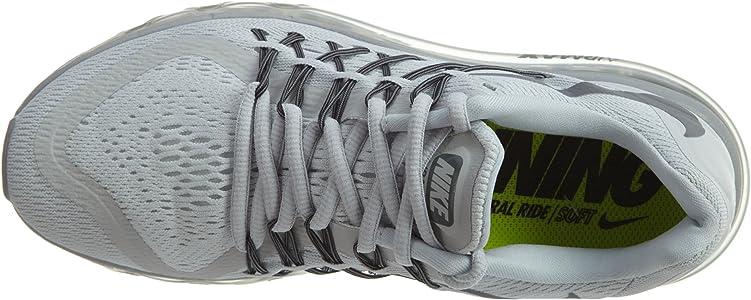 Air Max 2015 en ejecución, Pure Platinum / Cool Grey-White ...