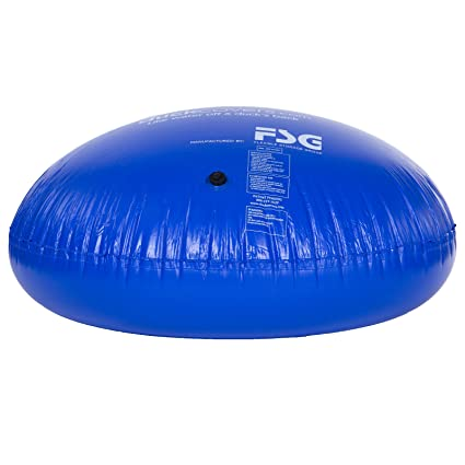 Duck Covers Duck Dome Airbag for Round Tables with Or Without Chairs