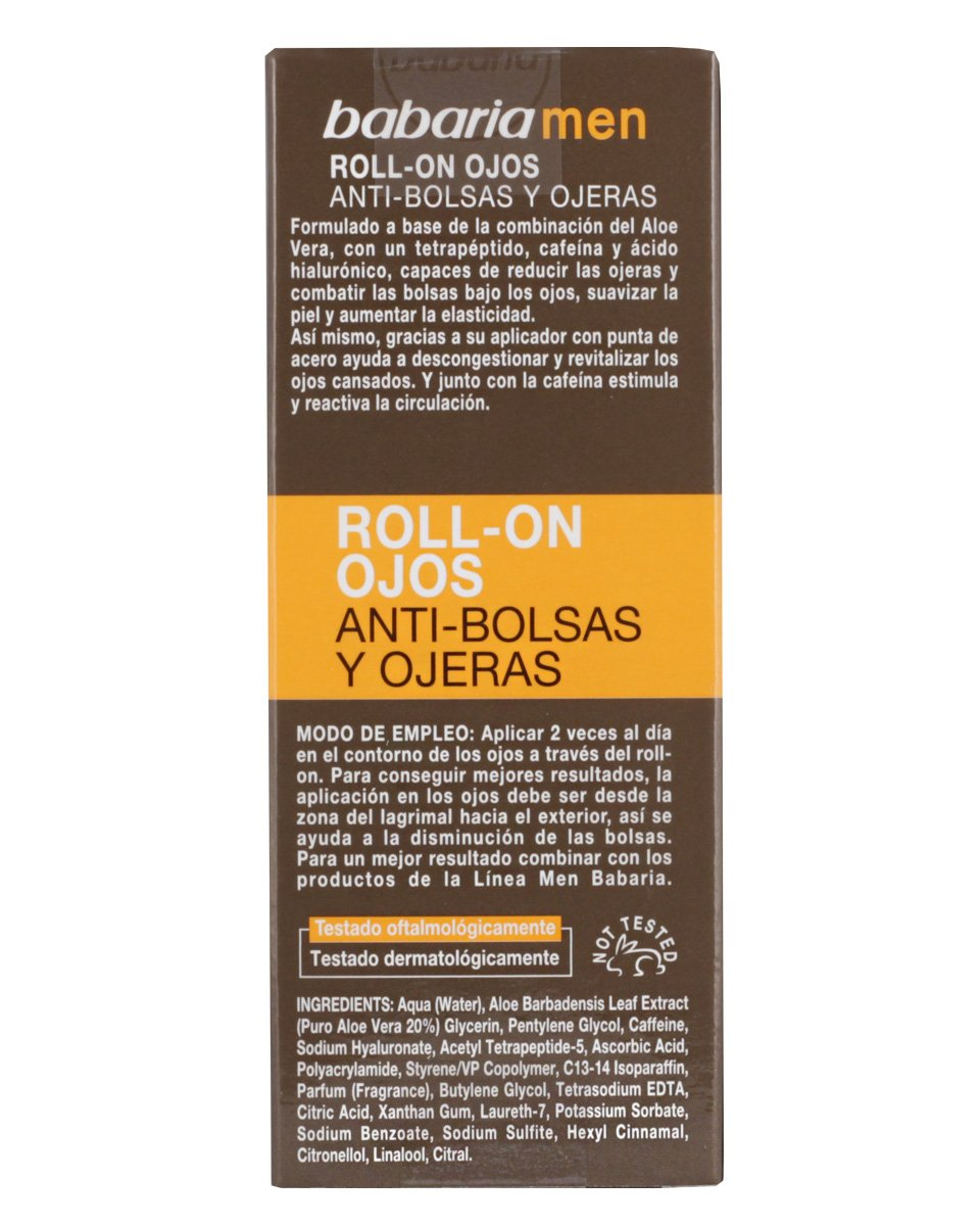 Amazon.com: Babaria Vital Skin Eye Roll - On To Treat ...