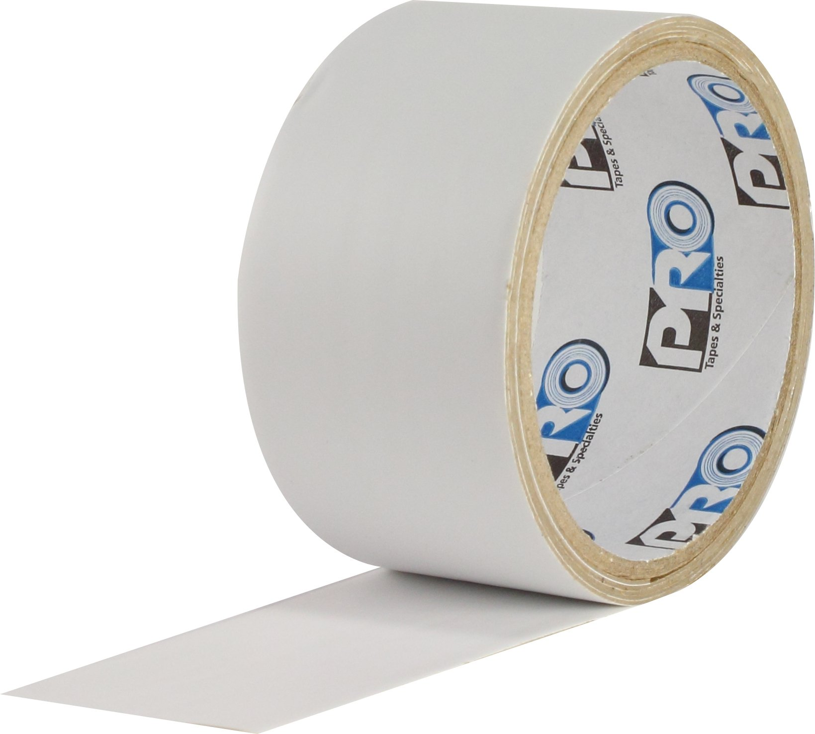 ProTapes Pro Flex Flexible Butyl All Weather Patch and Shield Repair Tape, 50' Length x 6'' Width, White (Pack of 1)