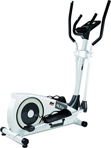 BH Fitness - Bicicleta Elíptica Nls14 Dual + Dual Kit Be: Amazon ...