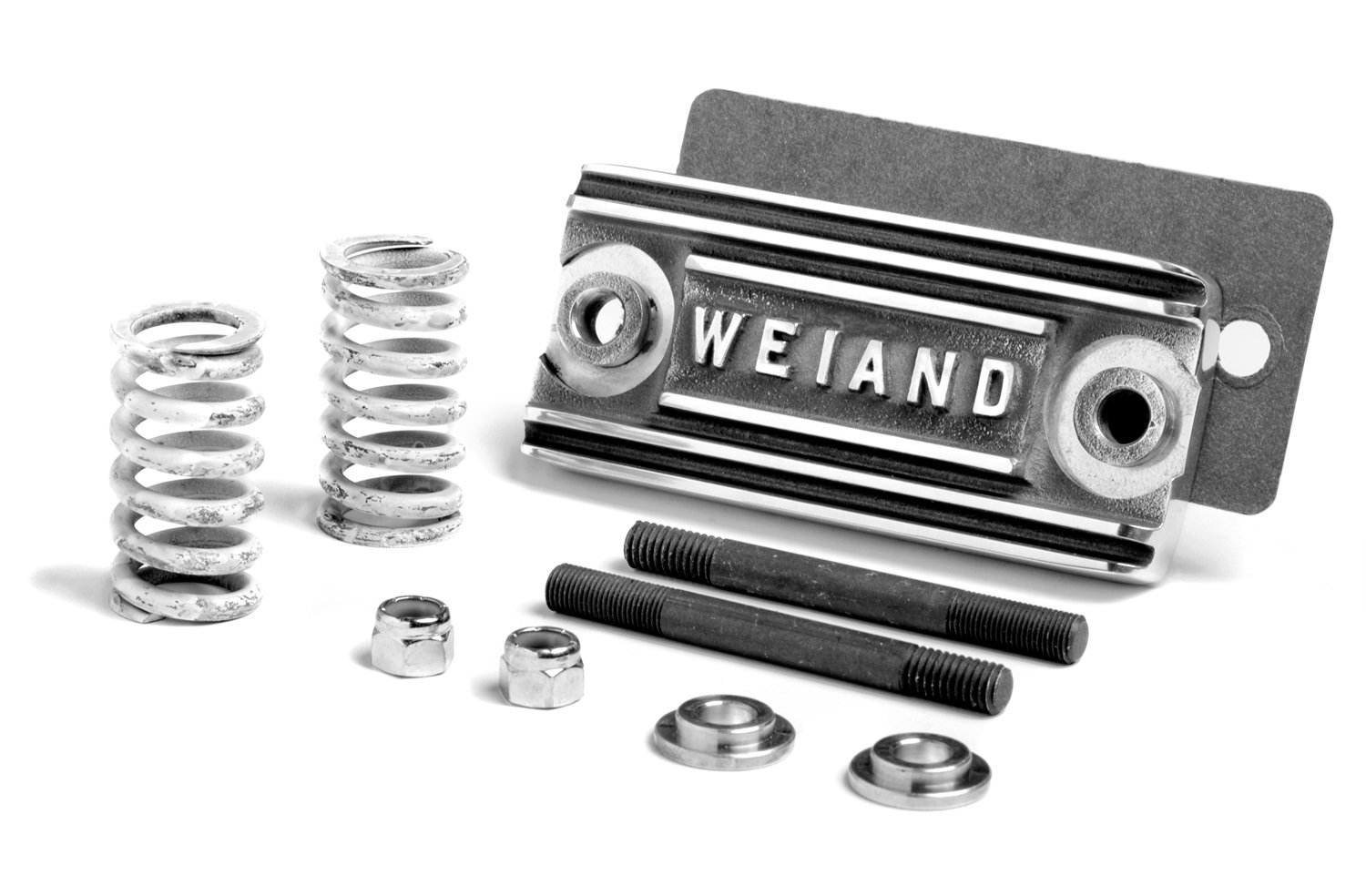 Weiand 7157P Supercharger Pop Off Plate by Weiand