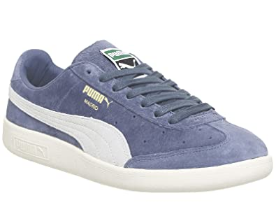 c61fe0d2e83509 Puma Madrid Vintage Indigo Whisper White Exclusive - 10 UK  Amazon ...