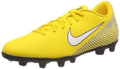 7a8e8567dd4f5 ... promo code for nike neymar mercurial vapor 12 club mg soccer cleats 6.5  yellow black 3db26