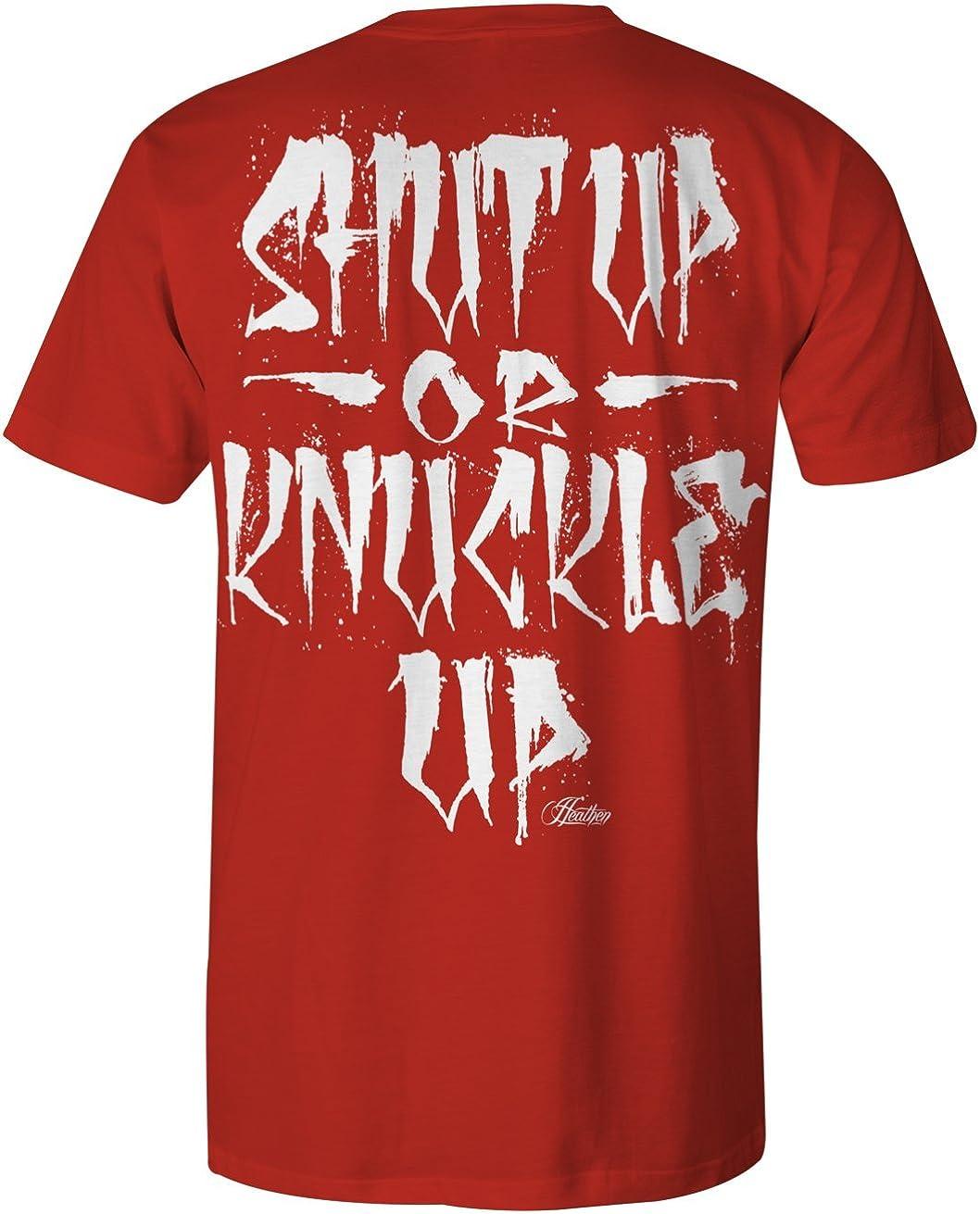Heathen Knuckle Up T-Shirt