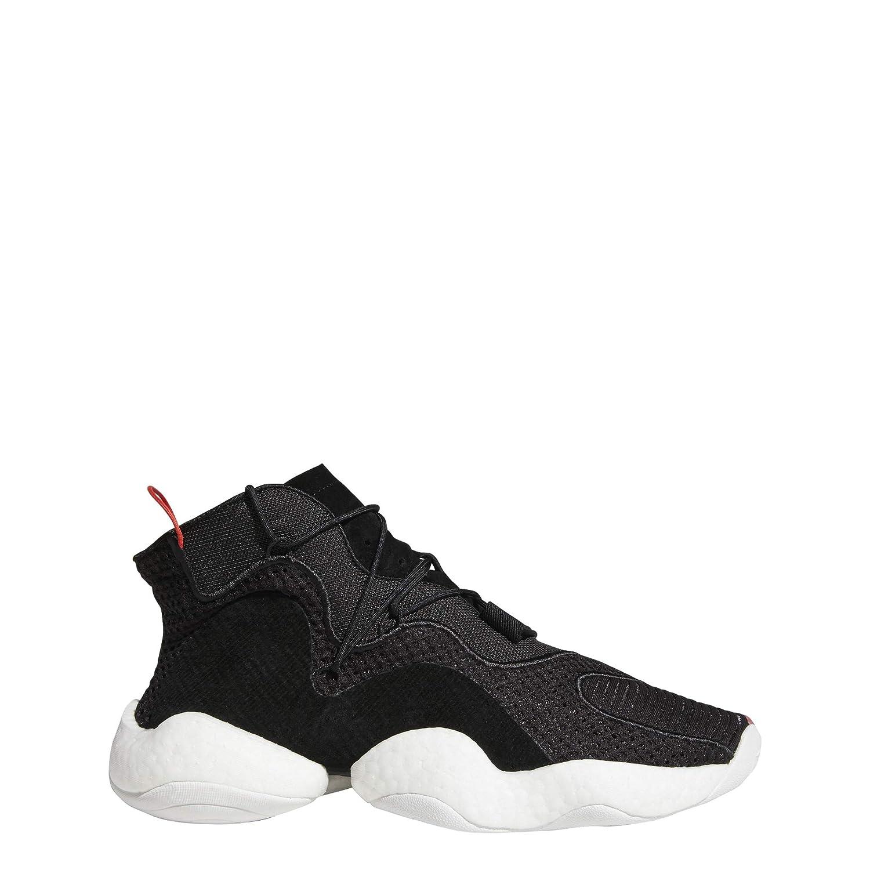 Adidas Crazy Byw, Hauszapatos de Deporte para Hombre negro (Negbás Ftwbla Rojbri 000)