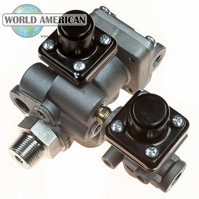 World American WA101112 Relay Valve: Automotive