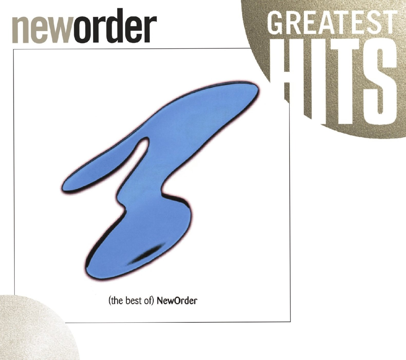 The Best Of New Order by NEW ORDER