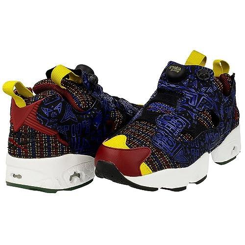 33ead3303256a Basket Reebok Instapump Fury Africa multicolor  Amazon.fr  Chaussures et  Sacs