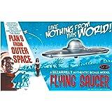 ポーラライツ 1/48 プラン9・フロム・アウタースペース 空飛ぶ円盤 プラモデル POL970