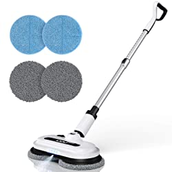 Cordless Electric Spin Mop