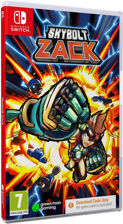 Skybolt Zack (Code In A Box): Amazon.es: Videojuegos