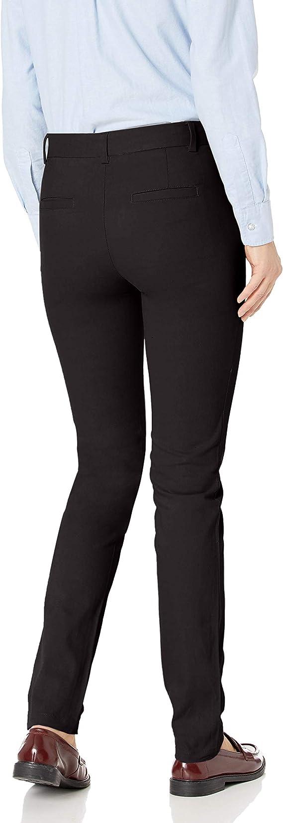 IZOD Juniors Uniform Skinny Stretch Sateen Pant