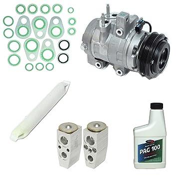 Universal aire acondicionado KT 4707 a/c compresor/Componente Kit