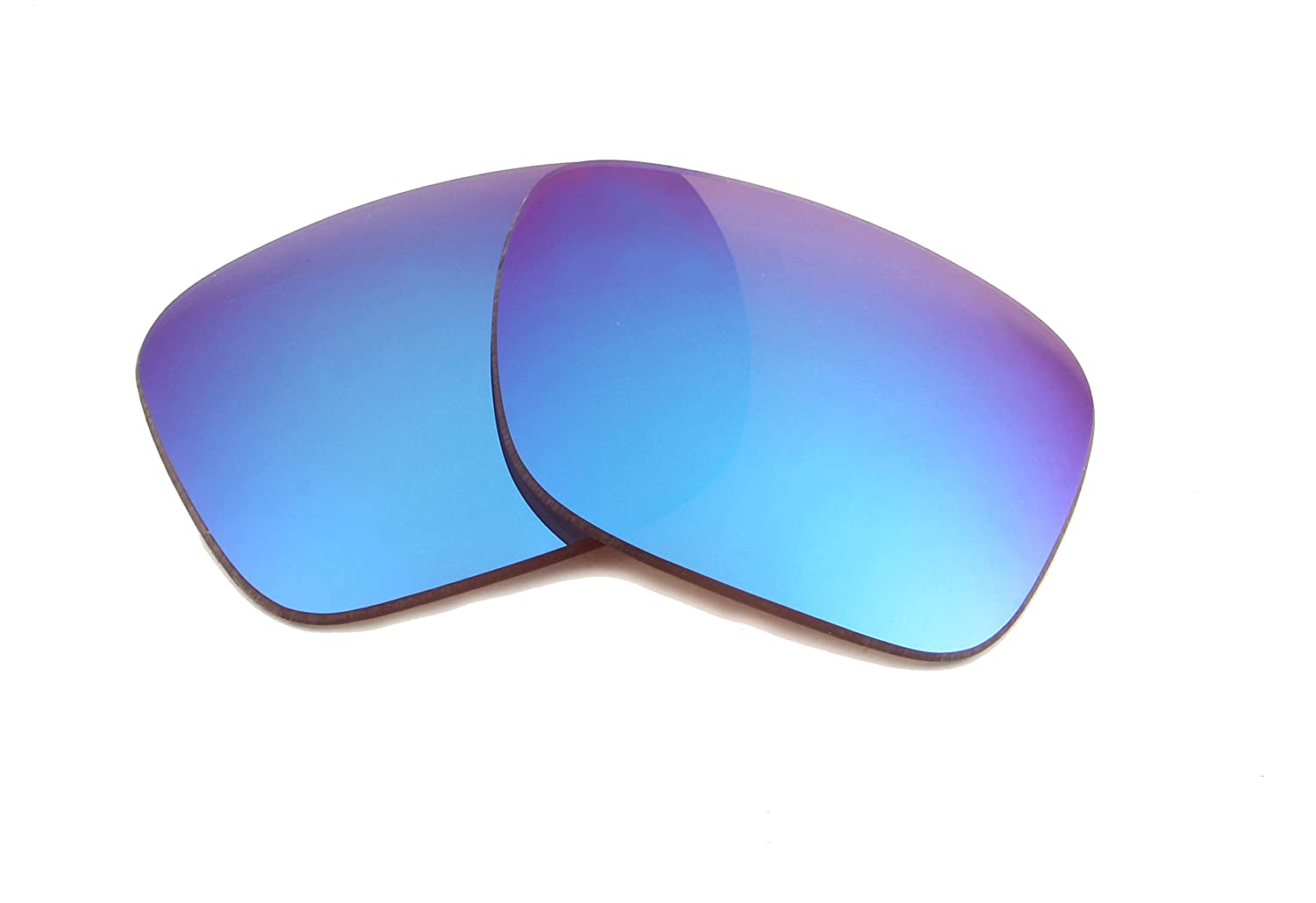 Replacement Lenses Compatible with SPY OPTICS DISCORD Polarized Ice Blue Mirror