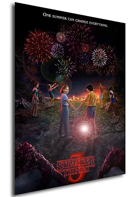 Instabuy Poster Stranger Things - Temporada 3 (Cartel 70x50)