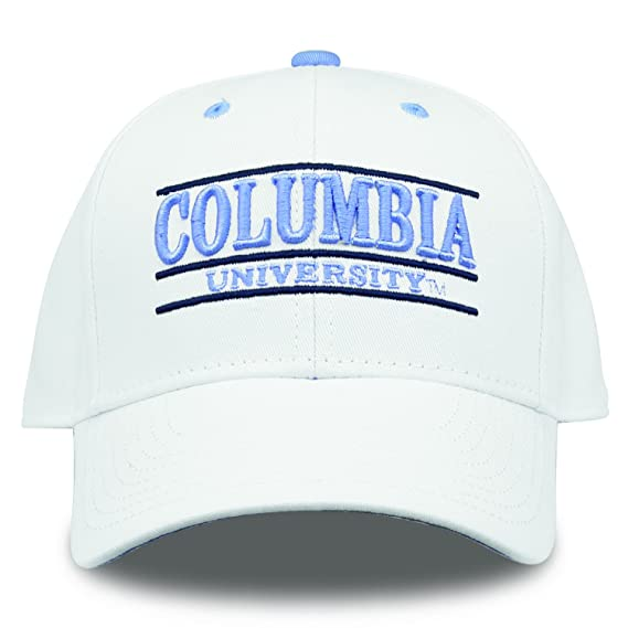 outlet store sale 23a7a 2accb Amazon.com   The Game NCAA Brooklyn College Bulldogs Bar Design Hat, White,  Adjustable   Clothing