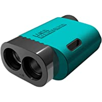 POSMA GF300 New Golf Rangefinder - Laser Range Finder with Slope, Golf Trajectory mode,Flag-Lock and Distance/Height/Speed/Angle Measurement - Laser Monoculars - Free carrying pouch