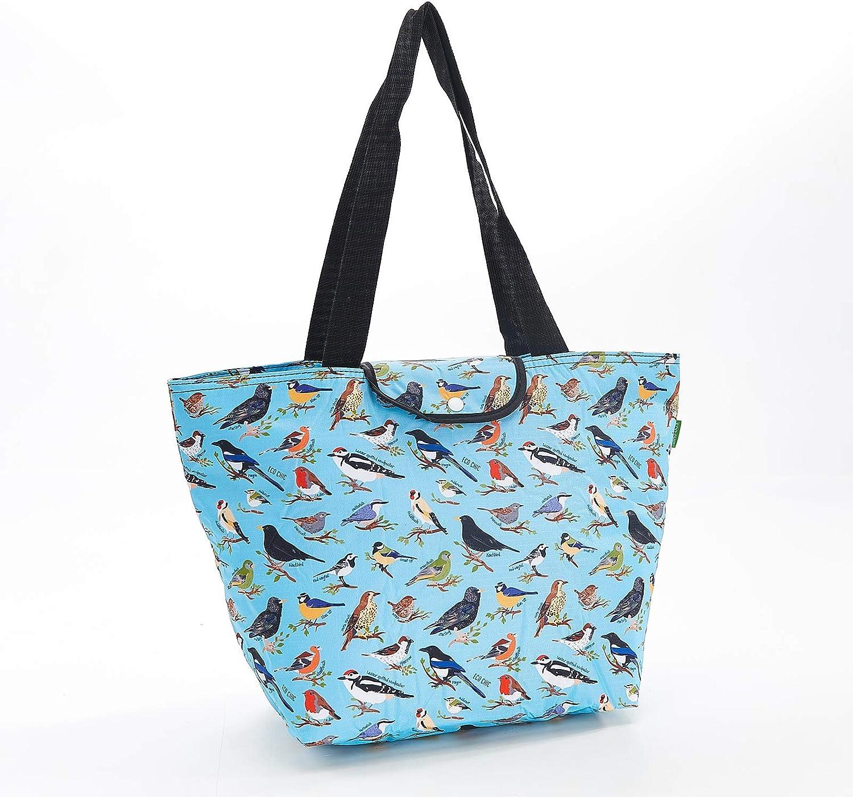 Blue Wild Birds, Large Large Cool Bag Baby Products Nursing ...