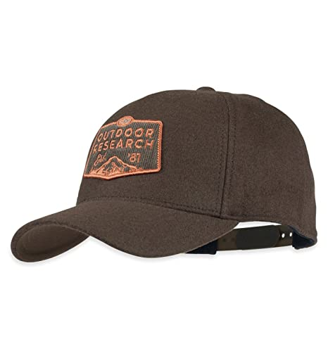 b29f3116 Amazon.com: Outdoor Research Bowser Cap, Earth, 1size: Sports & Outdoors