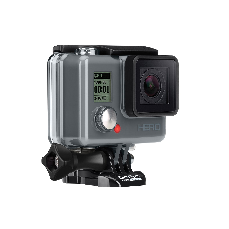 GoPro HERO Camera - English-French: Amazon.co.uk: Camera & Photo