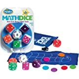 ThinkFun Math Dice Jr. Game,Junior Games