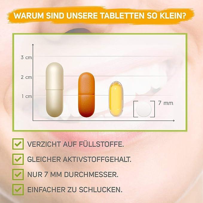 Vitamina K2 200?G (menaquinone MK-7 Natural) (90 pastillas vegetales ()