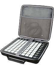 para Novtation Launchpad Mk2 Ableton Live MIDI DJ Controlador Afinador Almacenamiento Viajar que Lleva Caja Bolsa Fundas de co2CREA