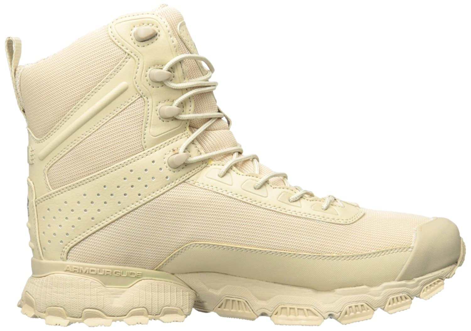Tactical Stiefel Valsetz - Botas Unisex adulto, color beige, talla 47.5 EU Under Armour