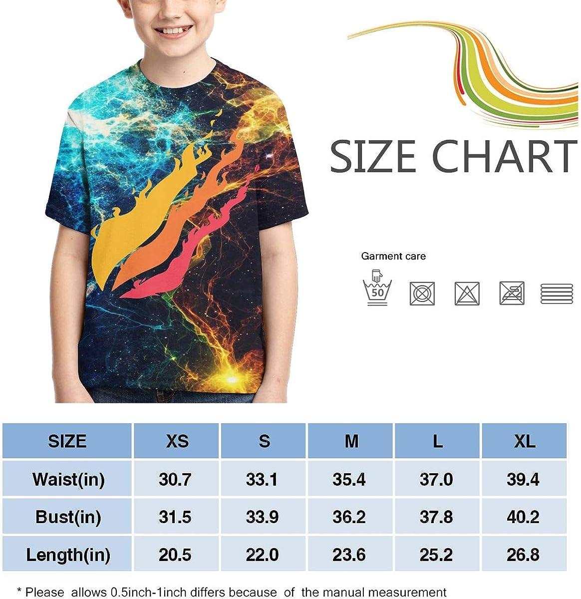 DISINIBITA Preston Fire Nation Playz Gamer Flame Youth Tie Dye Background T-Shirt Tees