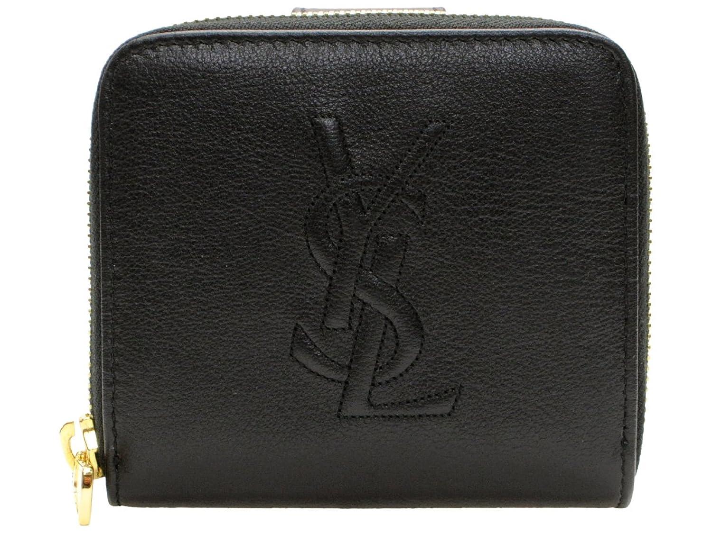 (サンローラン) SAINT LAURENT 財布 二つ折り 352906cp20o1000 アウトレット [並行輸入品] B06XYH4G6W