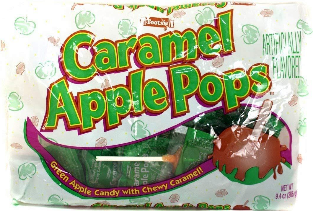 Caramel Apple Pops (Pack of 12)