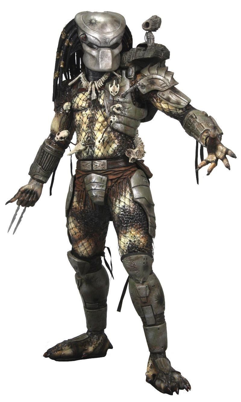 Predators Series 8 Predator Jungle Hunter 7'' Action Figure