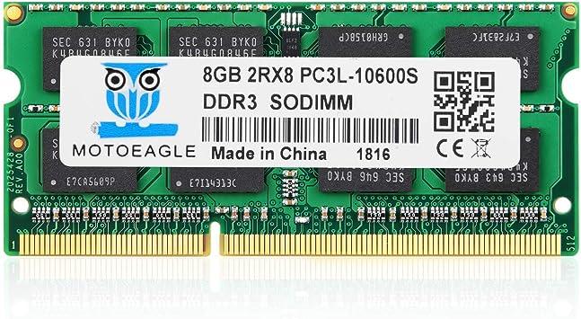 New Samsung 8GB DDR3 1333 MHz PC3-10600 204pin So-dimm Laptop Memory Ram Upgrade