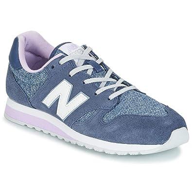 e20bd1606620a2 New Balance WL520 Sneaker Damen Blau Sneaker Low  Amazon.de  Schuhe ...