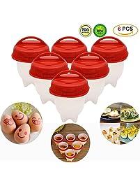 Amazon Com Egg Poachers Home Amp Kitchen