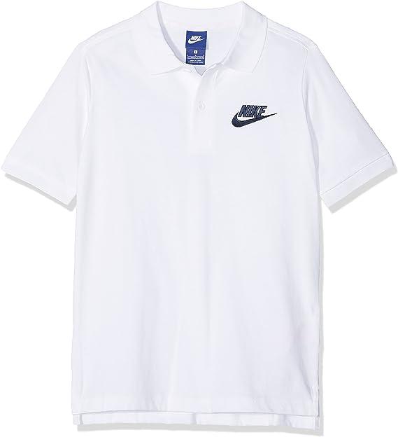 Nike B NSW Matchup Polo de Manga Corta, Niños: Amazon.es: Ropa y ...