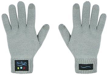 Camping & Outdoor HIFUN 13300 hi-Call Frau grau Handschuhe