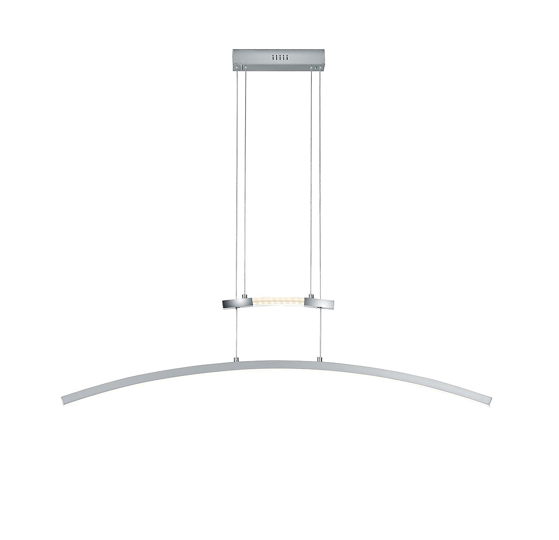 Trio Leuchten LED-JoJo-Pendel FRISCO in Aluminium 324710205