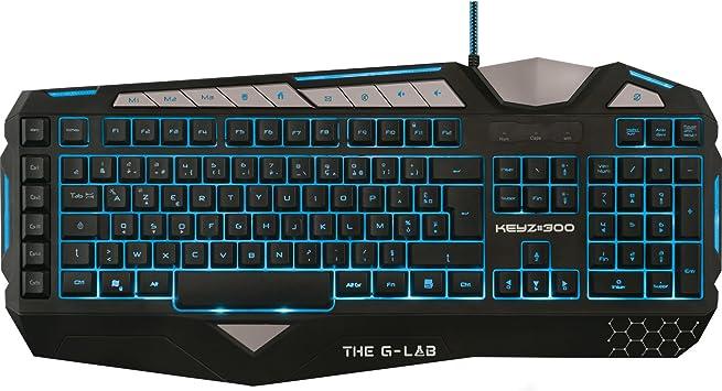Teclados Bluestork KEYZ300/SP USB Español Negro Gris teclado ...