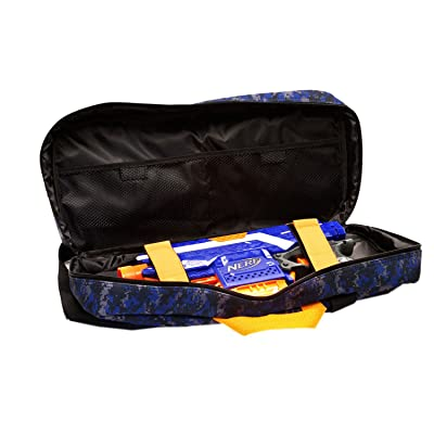 NERF Elite Soft Transport Case: Toys & Games